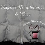 Zipper Maintenance