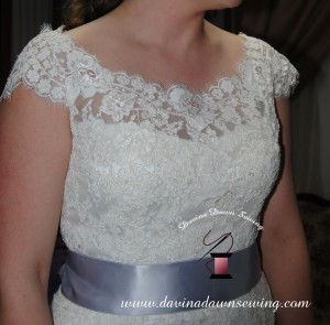 March 2016 Abby Bridal Alteration